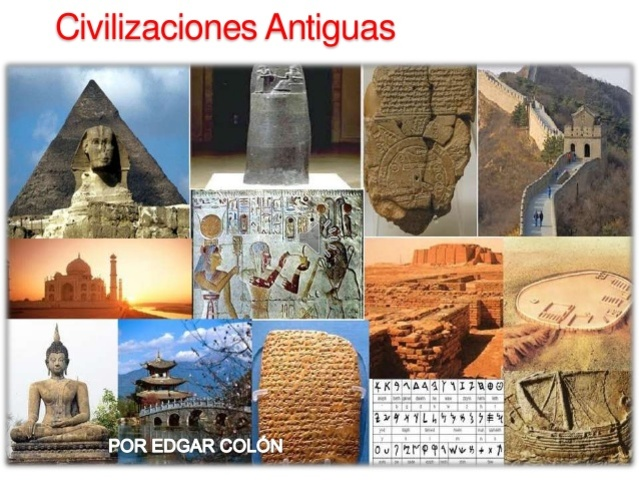Civilizaciones Antiguas timeline | Timetoast timelines