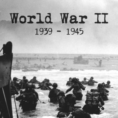 מלחמת העולם השנייה timeline
