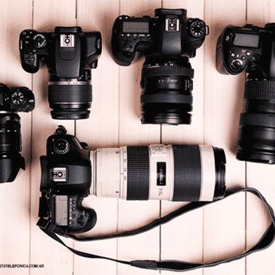 Evolución de la cámara fotográfica timeline