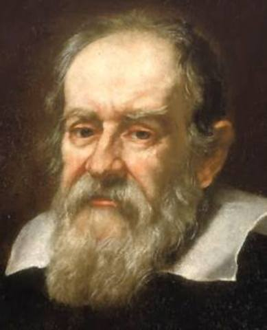 Galileo is Forced to withdraw his Theories