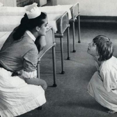 Antecedentes de la Enfermería en la Salud Mental y Psiquiatrica timeline