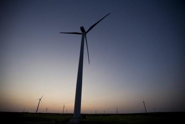megawatt-class wind turbine