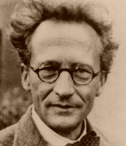 Erwin Schrodinger 1887-1961
