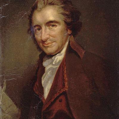 Thomas Paine  timeline