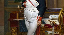 The life of Napolean Bonaparte  timeline