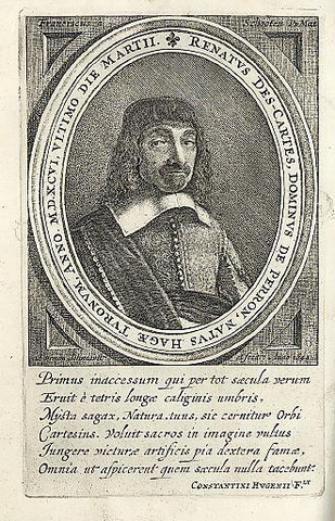 Rene Descartes Publishes Geometry