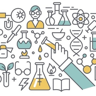 Breve historia de la ciencia. timeline