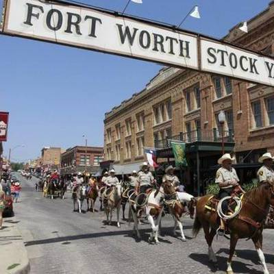 The Stockyards Re-Development in Fort Worth, TX timeline