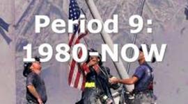 Period 9 1980-Present timeline