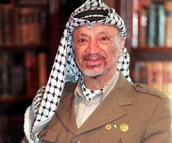 Yasser Arfat