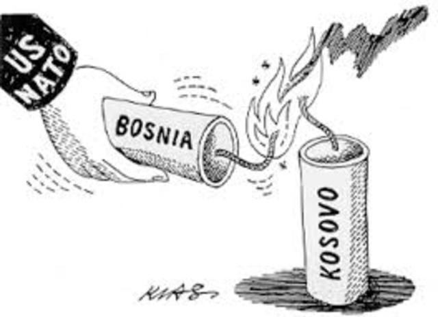 Bosnia and Kosovo