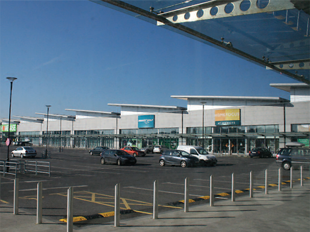 Gullivers Retail Park Second Phase