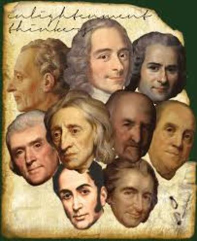 how the enlightenment influenced america