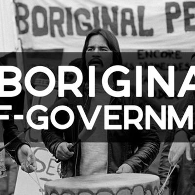 Aboriginal Self-Government timeline