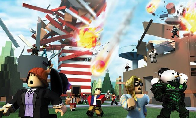 Download Roblox Mod Apk-Unlock All Features