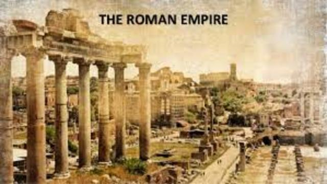 Start of the early Roman Empire
