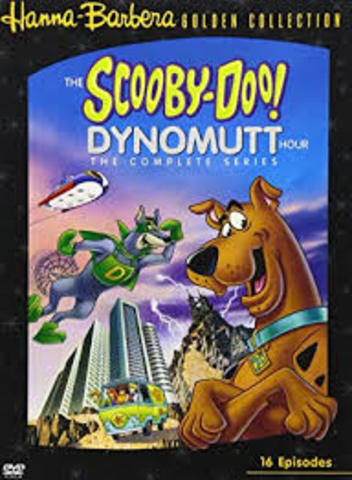 The Scooby-Doo Show / Dynomutt, Dog Wonder