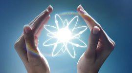 Коротка історія вчення про будову атома timeline