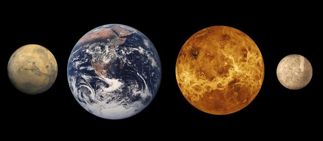 Creation of Terrestrial Planets