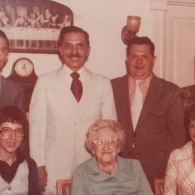 Family History timeline