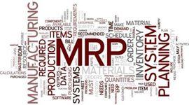 Linea del tiempo de MRP (Planificación de los requerimientos de material) timeline