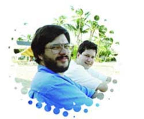 John and Thomas Knoll - Brothers
