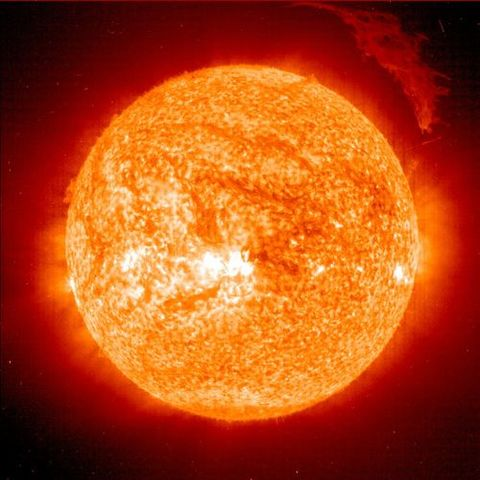 Sun becomes Main-Sequence Star