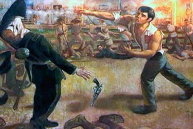 La Batalla de San Jacinto