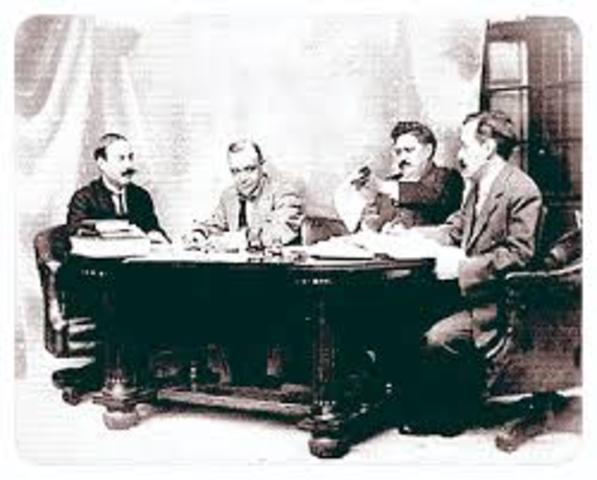 Secretarios y ministros