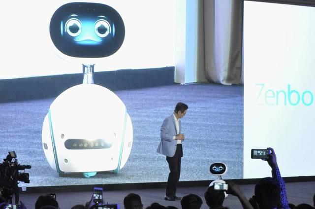 Robots domesticos