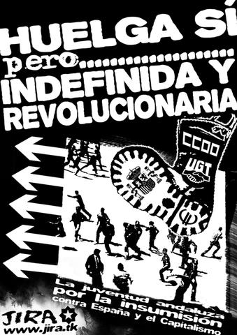 Huelgas revolucionarias