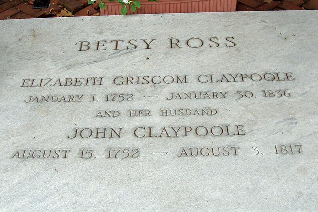Betsy Ross timeline | Timetoast timelines