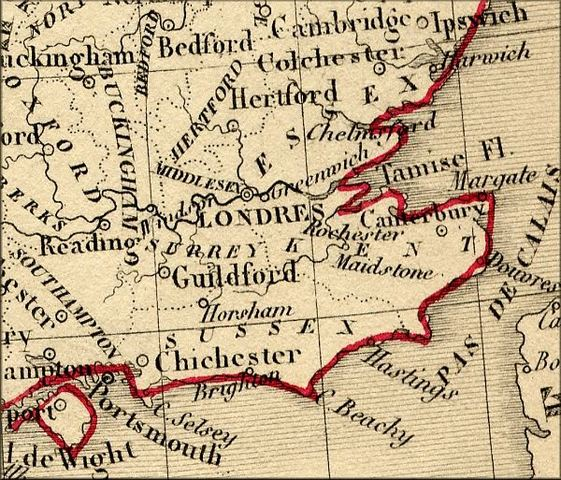 La population urbaine de l'Angleterre rattrape sa population rurale.