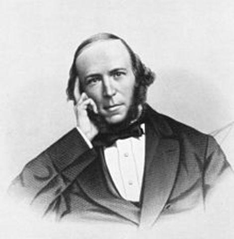 Herbert Spencer, un savant contemporain de Charles Darwin et tout aussi populaire, traduit les idées de Darwin par la « sélection des plus aptes » (survival of the fittest).