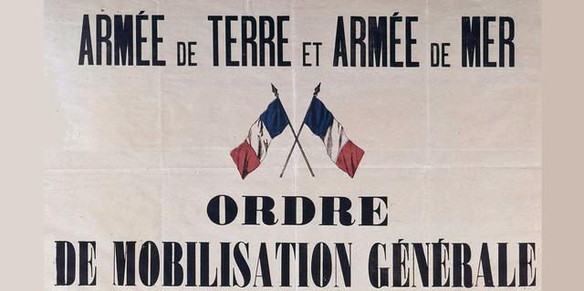 Mobilisation générale en France