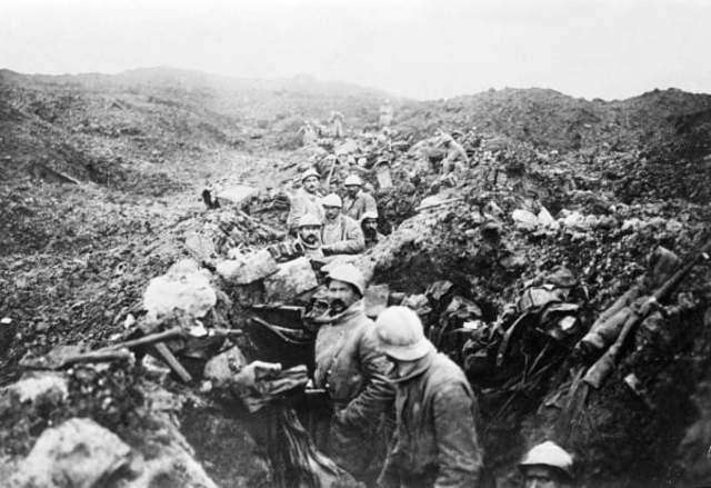 Début de la bataille de Verdun