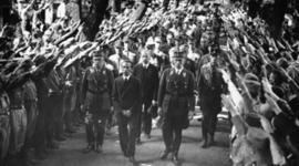 Nazi-Rise timeline