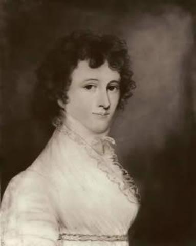 John Marshall Marries Mary Marshall