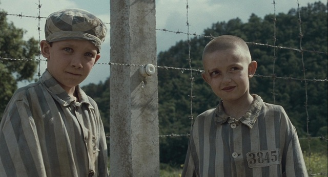 Bruno plans to help Shmuel find his father.