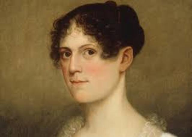 Aaron Burr married Theodosia Prevost