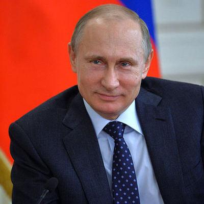 Путин Владимир Владимирович timeline