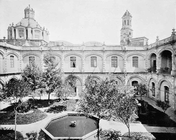 Primer Hospital San Hipólito