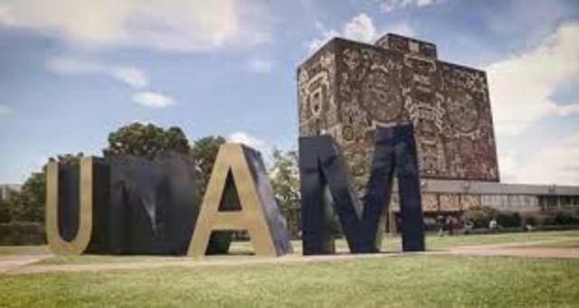 Se Inaugra UNAM y nace ENAE