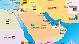 Moyen Orient (XXe siècle) timeline