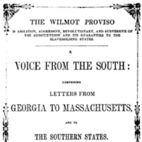 Causes Of Civil War Timeline Timetoast Timelines