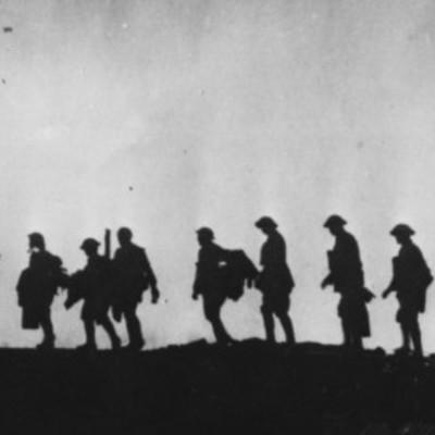 Az első világháború első szakasza (1914 - 1916) timeline