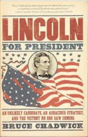 Lincoln's Election of 1860