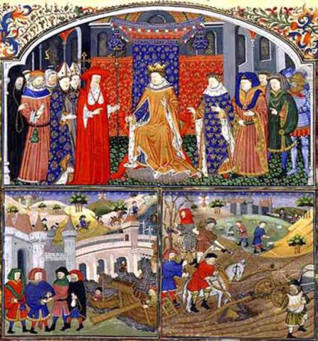 Convivencia entre diferentes creyentes en la Alta Edad Media