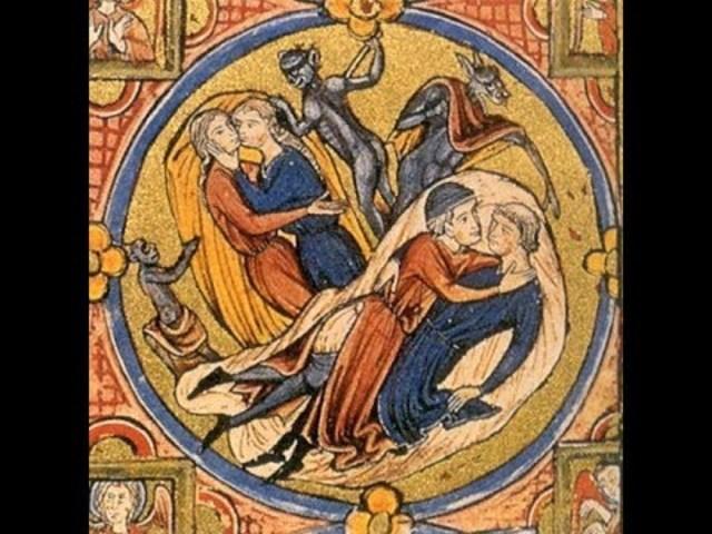 Homosexualismo en la Edad Media