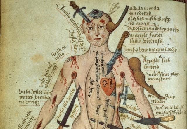 El cuerpo como metáfora medieval